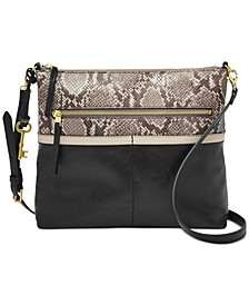 Fiona Leather Crossbody