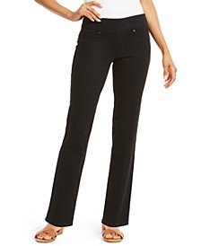 Petite Ella Straight Jeans, Created For Macy's