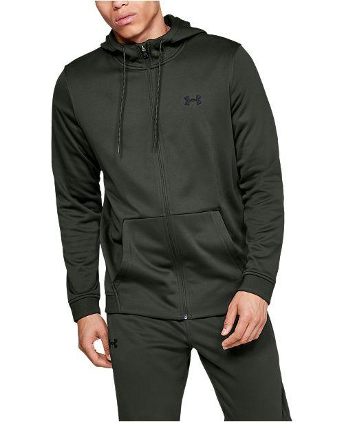 Under Armour Men's Armour Fleece® Full-Zip
