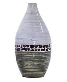 "Shiloh 20"" Bamboo Vase"