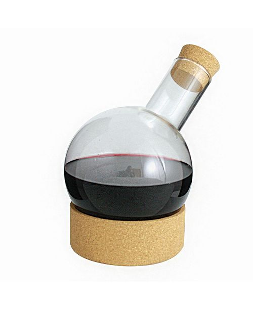 Oenophilia Apollo Decanter of Cork Base