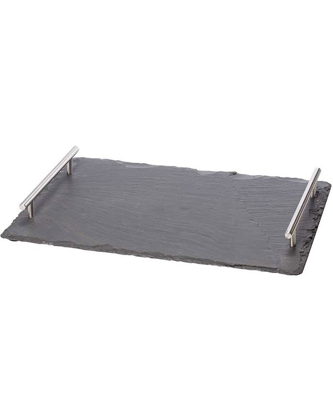 Oenophilia Slate Large Cheese Board of Handles
