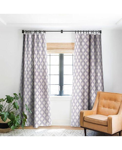 Deny Designs Holli Zollinger Junglia Weave Curtain