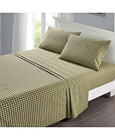 Jonesworks Alexander 4-Piece Full Sheet Set
