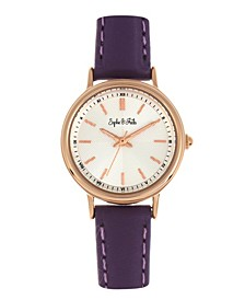 Berlin Genuine Leather Watches, 26mm