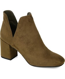 Journee Collection Women's Gwenn Booties