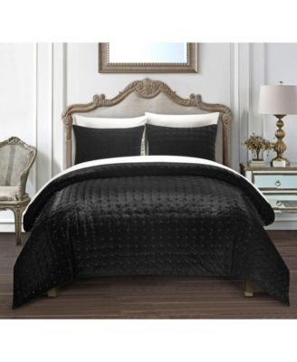 Chyna 3-Pc. Queen Comforter Set