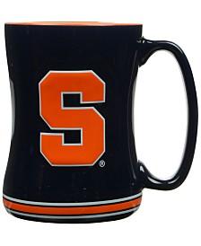 Boelter Brands Syracuse Orange 14 oz Relief Mug