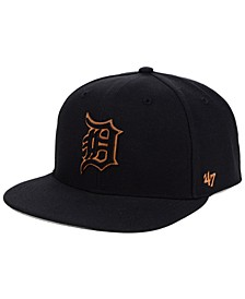 Detroit Tigers Townhouse Snapback Cap