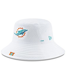 New Era Miami Dolphins Training Bucket Hat