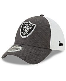New Era Oakland Raiders Pop Out Diamond Era 39THIRTY Cap