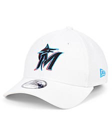 Miami Marlins Core Classic 39THIRTY Cap