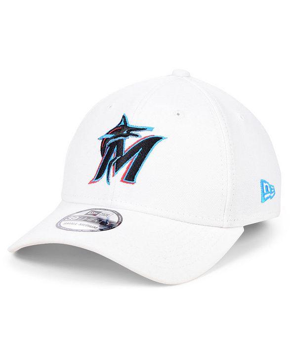 New Era Miami Marlins Core Classic 39THIRTY Cap