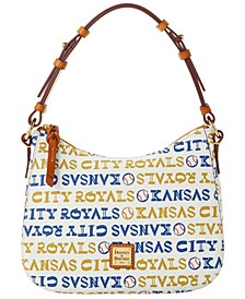 Kansas City Royals Small Kiley Hobo Bag