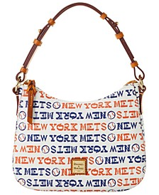 New York Mets Small Kiley Hobo Bag
