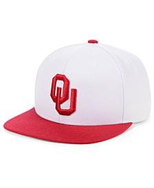 Oklahoma Sooners Core Logo Snapback Cap