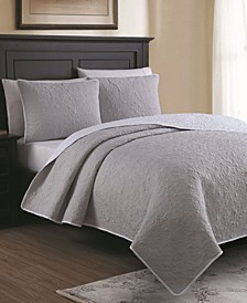 Estate Marseille Full/Queen 3 Piece Quilt Set