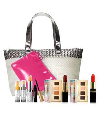 Receive a FREE 8-Pc. Gift with $29.50 Elizabeth Arden purchase
