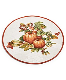 "CLOSEOUT! Fall Inspiration 15"" Round Placemat"