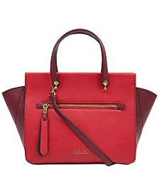 Nine West Zip  It Up Satchel