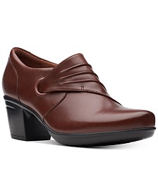 Clarks Collection Women's Emslie Willa Shootie, Created for Macy's