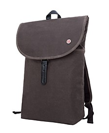 Waxed Bergen Large Backpack