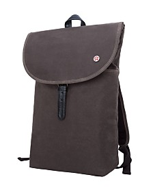 Token Waxed Bergen Large Backpack