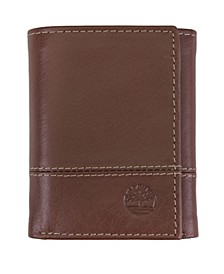 Rfid Tonal Trifold Wallet