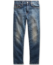 Polo Ralph Lauren Big Boys Sullivan Slim-Fit Jeans