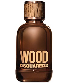Men's Wood For Him Eau de Toilette Travel Spray, 0.3-oz.