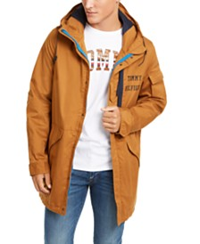Tommy Hilfiger Men's Fishtail Parka Jacket, Created for Macy's