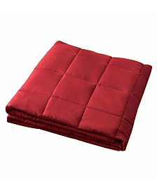 """Pur Serenity 48"""" x 72"""" 15lb Weighted Blanket"""