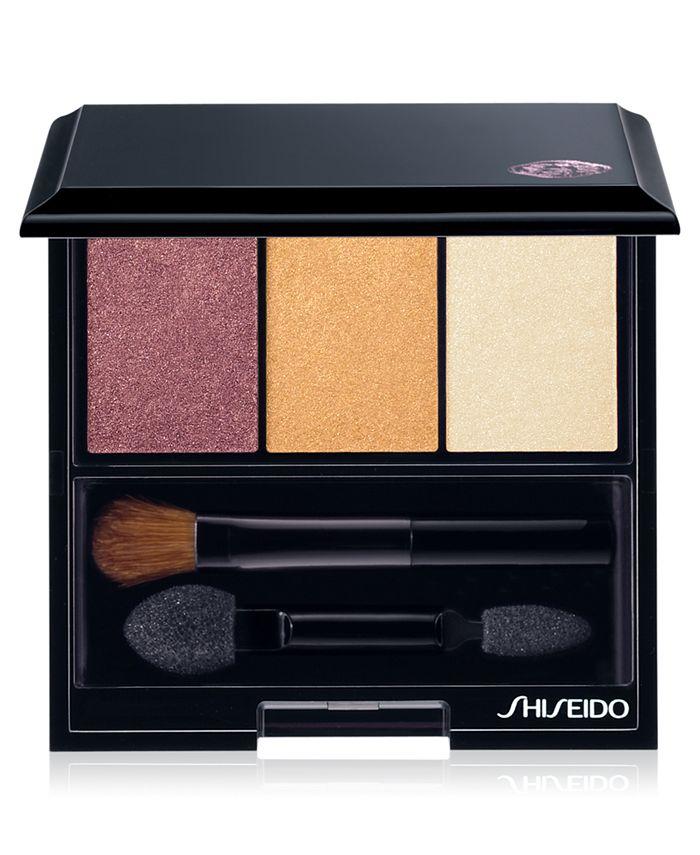 Shiseido - Luminizing Satin Eye Color Trio, 0.1 oz.