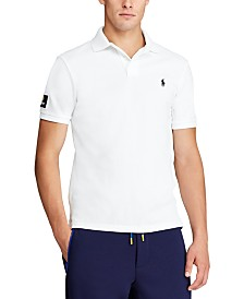 Polo Ralph Lauren Men's Classic Fit US Open Mesh Polo Shirt