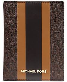 Michael Michael Kors Bedford Travel Passport Wallet