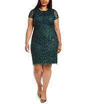 Guest of Wedding Plus Size Dresses - Macy\'s