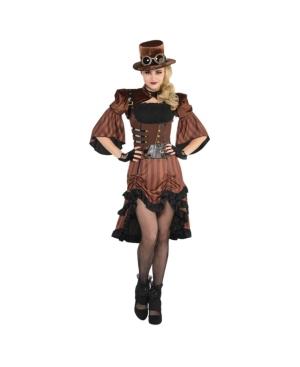 Dreamy Steamy Adult Women's Costume