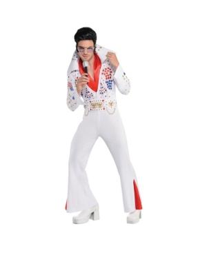 King Of Vegas Adult Men's Costume
