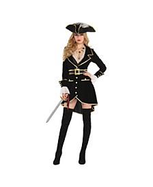 Treasure Vixen Adult Women's Costume