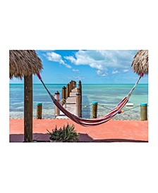 "- Tropical Breeze Canvas Art, 36"" x 54"""