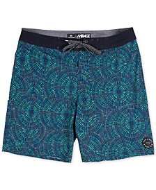 "Men's Mirage Graphic 19"" Board Shorts"