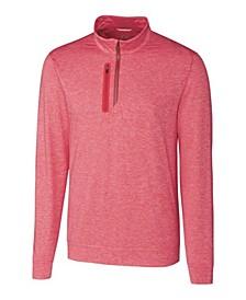 Men's Big & Tall Stealth Half Zip Sweatshirt