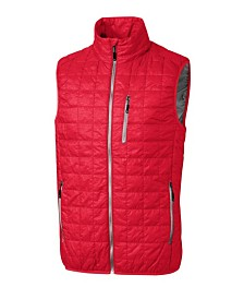 Cutter and Buck Men's Big and Tall Rainier Vest