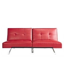 Nina Convertible Sofa, Quick Ship