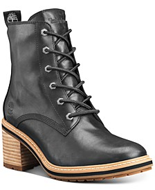 Women's Sienna High Lace-Up Waterproof Boots