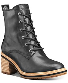 Timberland Women's Sienna High Lace-Up Waterproof Boots