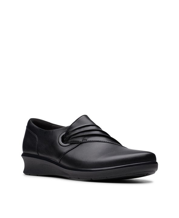 Clarks Collection Women's Hope Shine Flats