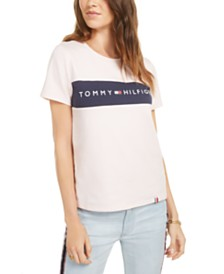 Tommy Hilfiger Sport  Colorblocked Logo T-Shirt