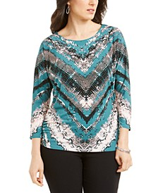 Embellished Dolman Top, Created for Macy's