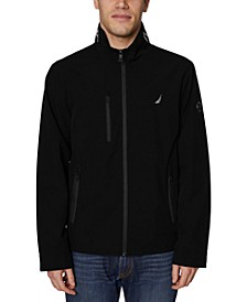 Men's Stretch Performance Windbreaker and Rain Jacket